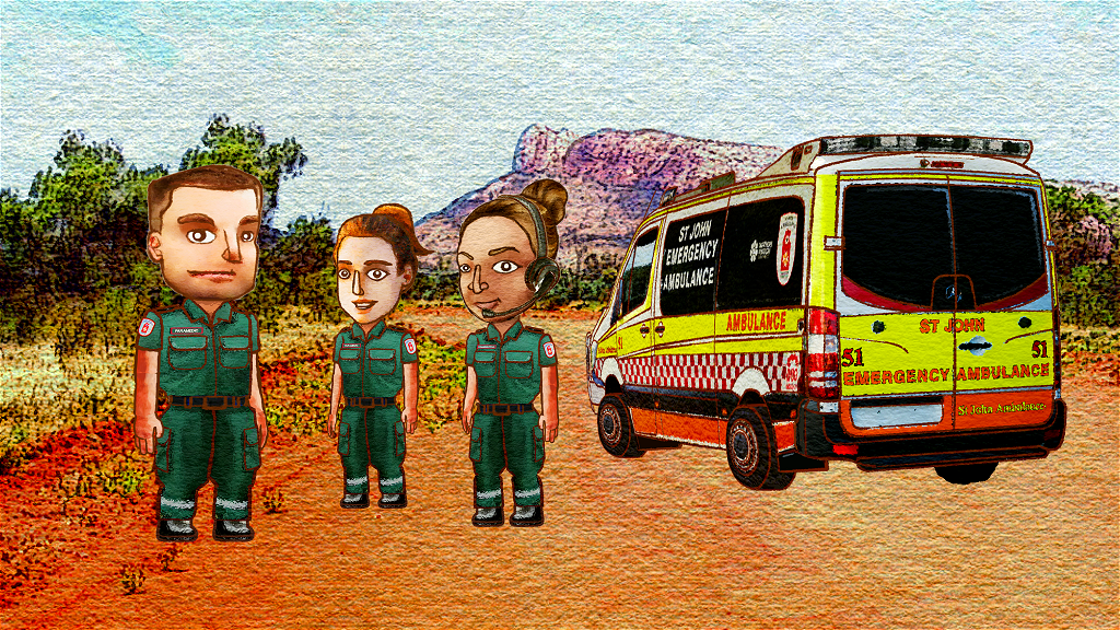 St John Ambulance Northern Territory Launches RAW Mind Coach